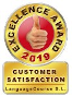 Omnilingua Customer Satisfaction Excellence Award 2019